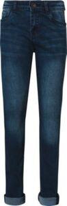 Kn.-Jeans, Skinny - Jeanshosen - männlich blau Gr. 158 Jungen Kinder
