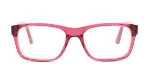 Lacoste L3612 526 Kunststoff Rechteckig Lila/Transparent Damen Frauen