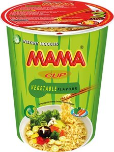 Mama Instant-Cup-Nudeln