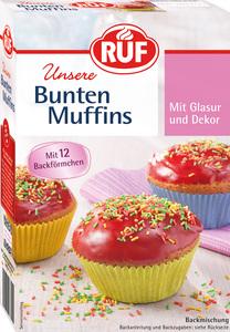 RUF Bunte Muffins
