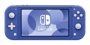 Nintendo Switch lite Konsole blau ,  Handheld