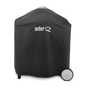 Weber Premium Abdeckhaube für Holzkohlegrills der Serien PERFORMER Premium und Deluxe