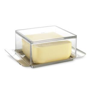 Gefu Butterdose metall kunststoff  33621