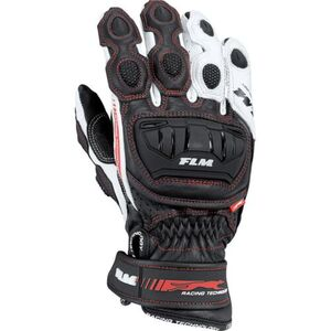 Sports Lederhandschuh 2.0 kurz weiß