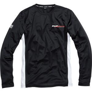 FLM Funktionsshirt langarm 1.0 schwarz Herren Größe XL