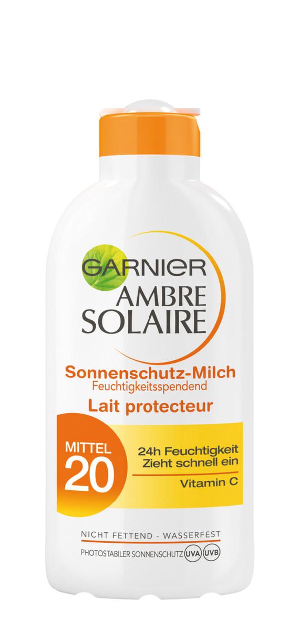 Ambre Solaire Sonnenschutz-Milch LSF 20 200 ml