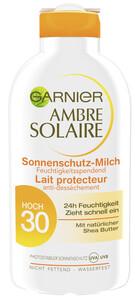 Garnier Ambre Solaire Sonnenschutz-Milch LSF 30 200 ml