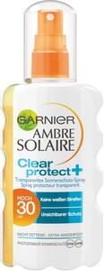 Garnier Ambre Solaire Clear Protect Sonnenspray LSF 30 200 ml