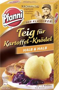 Pfanni Kartoffel Knödel-Teig der Klassiker halb & halb für 12 Knödel 318 g