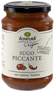 Alnatura Origin Bio Tomatensauce Sugo Piccante 325ML