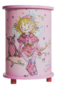 Elobra TL Lilliefee mit Eule rosa