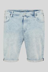 C&A Jeans-Shorts-Flex Jog Denim, Blau, Größe: 60
