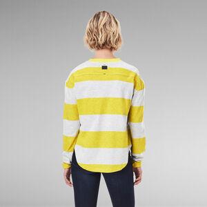Striped Tweater