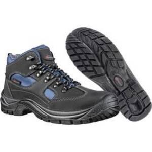 Footguard SAFE MID 631840-42 Sicherheitsstiefel S3 Größe: 42 Schwarz, Blau 1 Paar