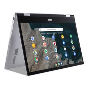"Acer Chromebook Spin 513 (CP513-1H-S8PU) 13,3"" Full HD IPS, Qualcomm Snapdragon TM7180c, 4GB RAM, 64GB Speicher, Chrome OS"
