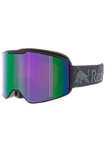 Red Bull SPECT Eyewear Rail Snowboardbrille - Grau