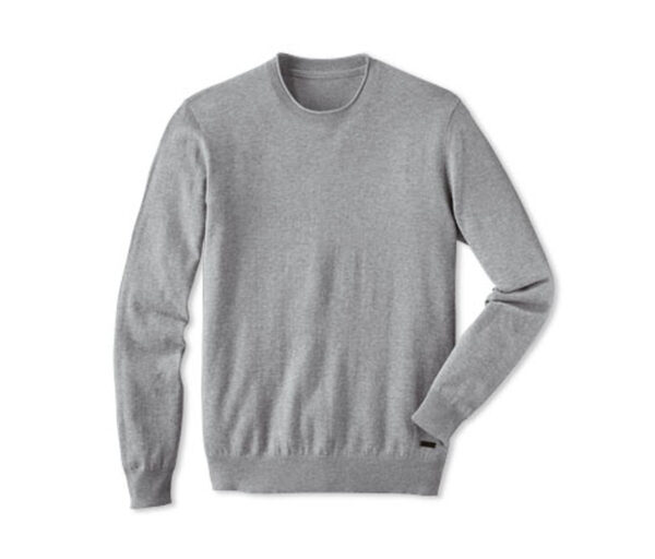 Herren-Feinstrick-Pullover