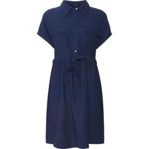MANGUUN Collection Hemdkleid, Gummizug, für Damen
