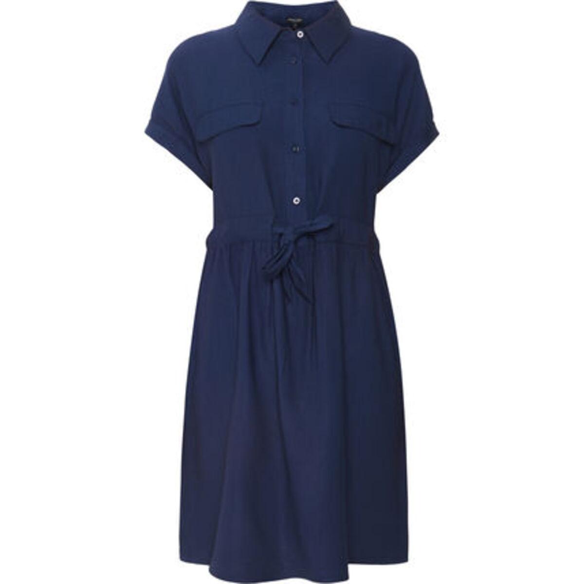 Bild 1 von MANGUUN Collection Hemdkleid, Gummizug, für Damen