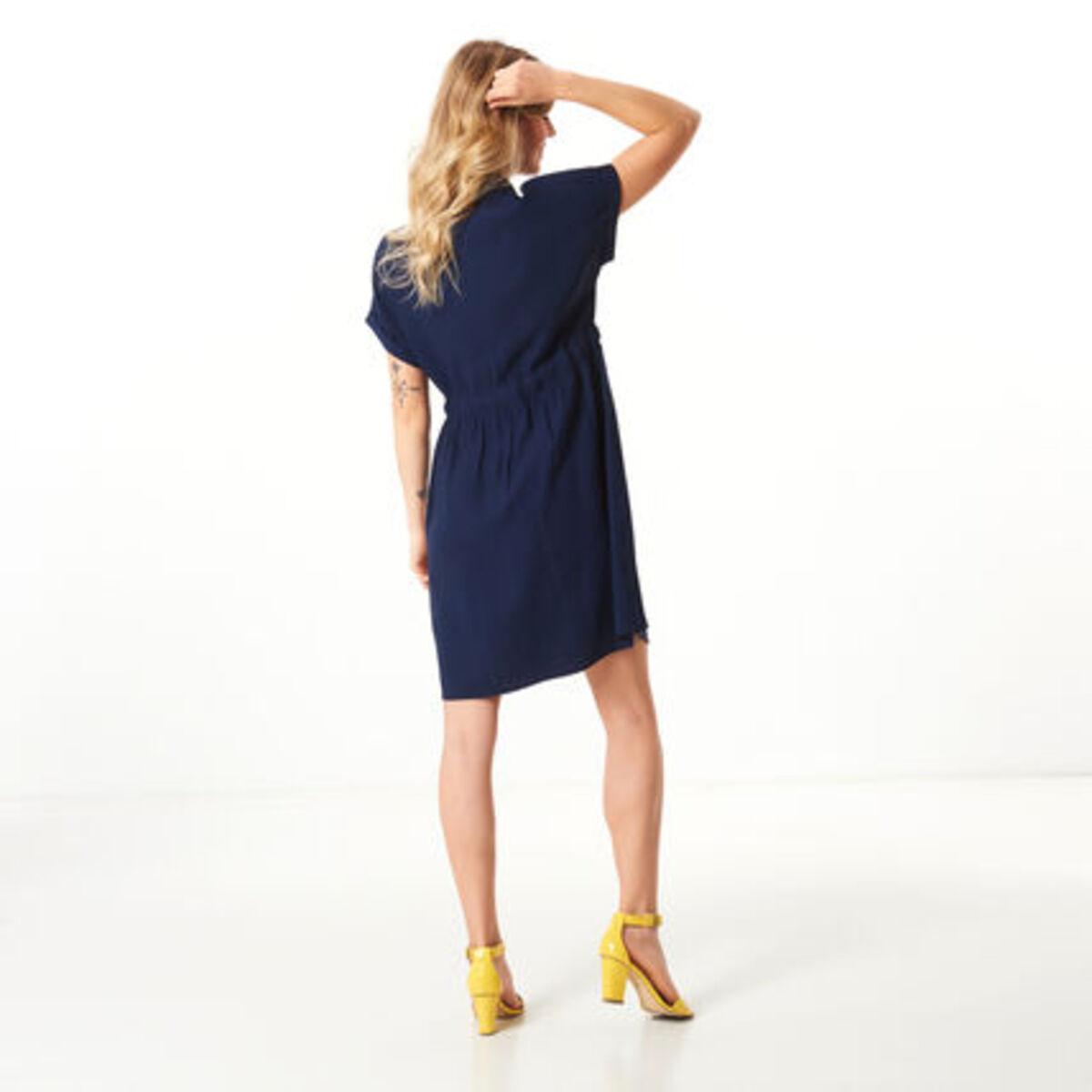 Bild 3 von MANGUUN Collection Hemdkleid, Gummizug, für Damen