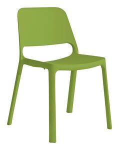 Stapelstuhl 'My Nuke', grün