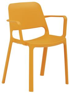 Stapelsessel 'My Nuke', orange