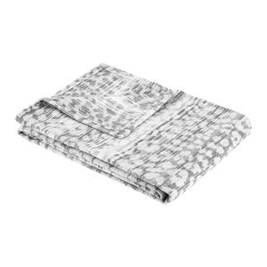 Wohndecke Sumatra in Grau/Weiß ca. 150x200 cm