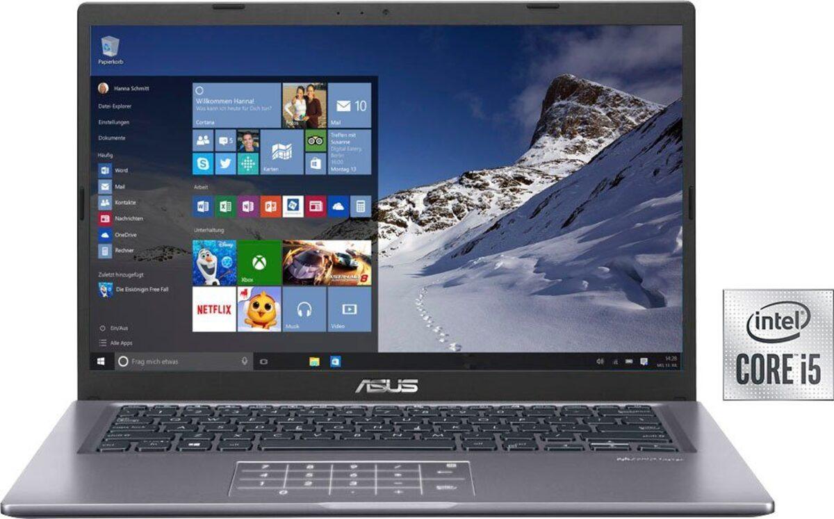 Bild 1 von Asus VivoBook F415JP-EB103T Notebook (35,56 cm/14 Zoll, Intel Core i5, 512 GB SSD)