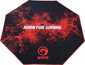 MARVO Bodenschutzmatte »GM01«, 1-St., Gaming Chair Stuhlunterlage