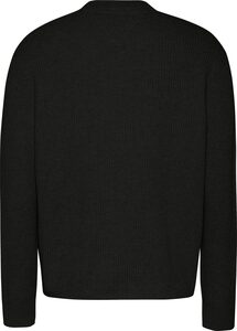 Tommy Jeans Strickpullover »TJM HONEYCOMB SWEATER«