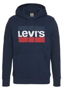 Levi's® Kapuzensweatshirt mit Kängurutasche