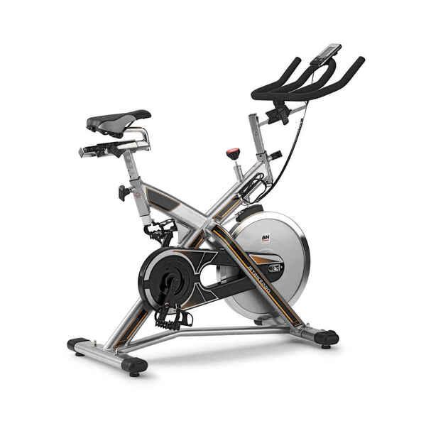 Indoor Bike MKT JET BIKE PRO H9162RFFR Schwungrad 22 kg Riemenübertragung