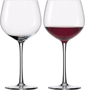 Eisch Rotweinglas »Jeunesse«, Kristallglas, (Burgunderglas), Mundgeblasen, bleifrei, 600 ml, 2-teilig