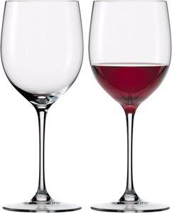 Eisch Rotweinglas »Jeunesse«, Kristallglas, (Bordeauxglas), mundgeblasen, bleifrei, 640 ml, 2-teilig