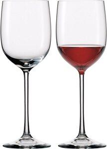 Eisch Rotweinglas »Jeunesse«, Kristallglas, bleifrei, 360 ml, 2-teilig