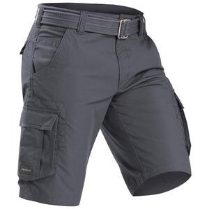 Trekkingshorts Cargo-Shorts Travel 100 Herren
