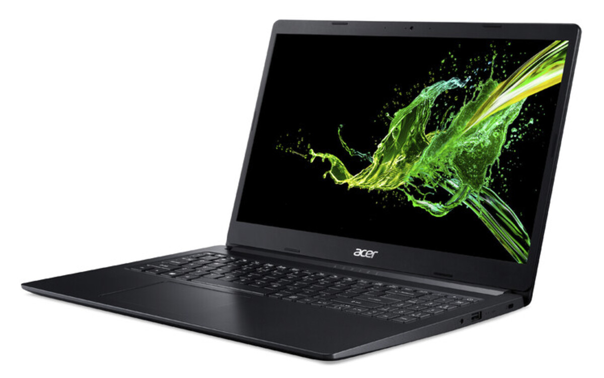 Bild 3 von ACER Aspire 3 (A315-34-P5EY) Notebook (15,6 Zoll Full-HD (matt), Intel Pentium N5030, 8 GB RAM, 256 GB SSD, Windows 10 Home 64 Bit)
