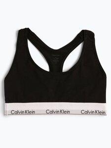Calvin Klein Damen Bustier schwarz Gr. S