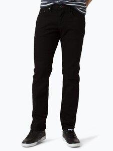 Tommy Hilfiger Herren Jeans - Denton schwarz Gr. 30-32