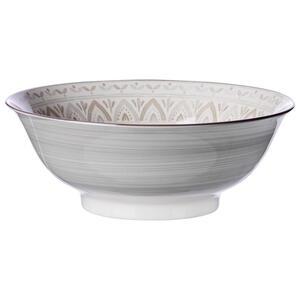 Ritzenhoff Breker Salatschüssel porzellan keramik  745108  Braun