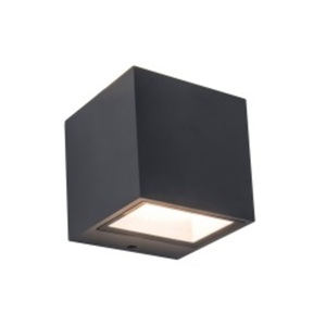 ECO-LIGHT LED Außenleuchte GEMINI Alu anthrazit