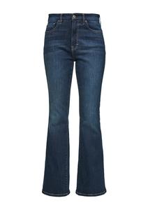 Damen Slim Fit: Bootcut leg-Jeans