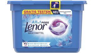 Lenor All-in-1 PODS Aprilfrisch