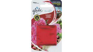 glade discreet Nachfüller Luscious Cherry & Peony