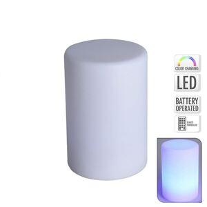 LED-Tischlampe mit Farbwechsler 10x15cm