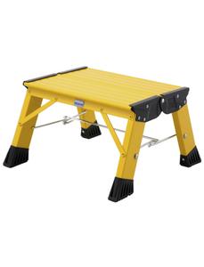 Klapptritt »MONTO«, Anzahl Stufen: 1, bis 150 kg