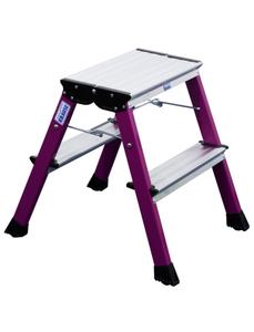 Klapptritt »MONTO«, Anzahl Stufen: 2, bis 150 kg