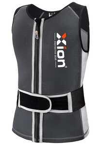 XION Freeride Viper1 Rückenprotektor - Grau