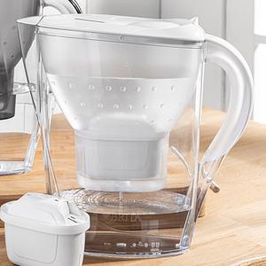 """Brita Wasserfilter-Kanne """"Marella"""" - Weiß"""