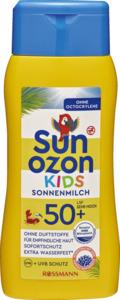Sunozon Kids Sonnenmilch LSF 50